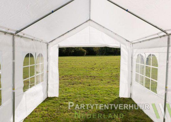 Partytent 3x4 meter binnenkant huren - Partytentverhuur Amersfoort