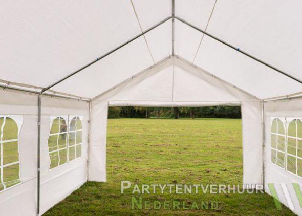 Partytent 4x6 meter binnenkant huren - Partytentverhuur Amersfoort