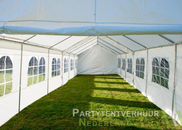 Partytent 6x12 meter binnenkant huren - Partytentverhuur Amersfoort