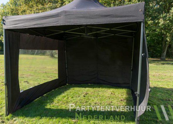 Easy up tent 3x3 meter voorkant huren - Partytentverhuur Amersfoort