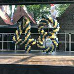 Letters of cijfers ballon huren Amersfoort