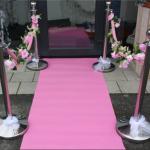 Loper roze huren Amersfoort