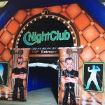 Opblaasbare nightclub tent huren in Amersfoort